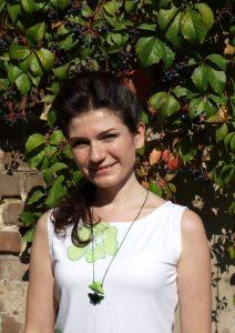 Andrea Vucinac Fenyvesi, pädagogische Stützkraft