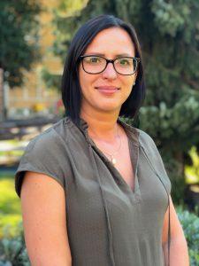 Biljana Jovanovic, adminstrative Kraft